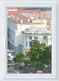 Одностворчатое окно в Севастополе