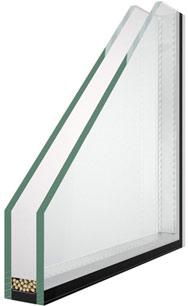 Однокамерный стеклопакет Севастополь