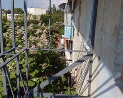 Металлический каркас балкона в Севастополе
