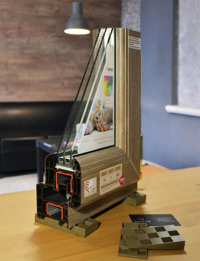Монтаж пластиковых окон на клинья